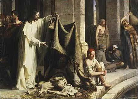 Исцеление молитвой чудеса