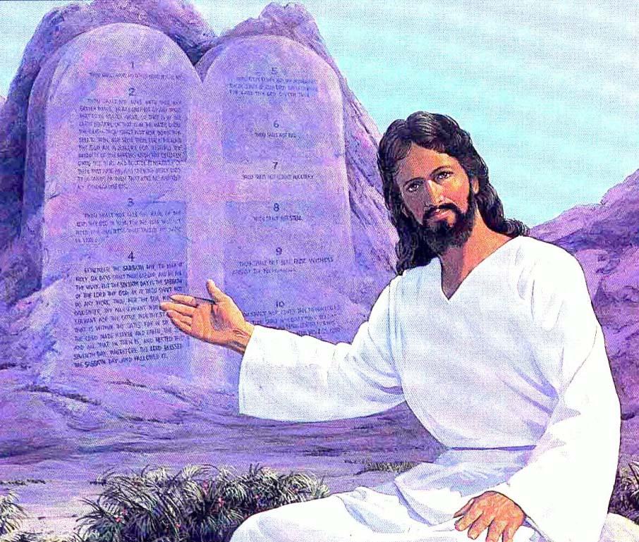 заповеди христа картинка тому